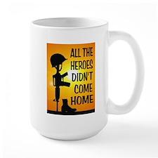 HEROES TRIBUTE Mugs