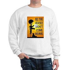 HEROES TRIBUTE Sweatshirt