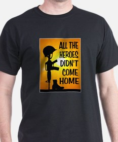 HEROES TRIBUTE T-Shirt