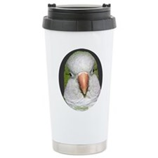 Quaker Portrait Travel Mug