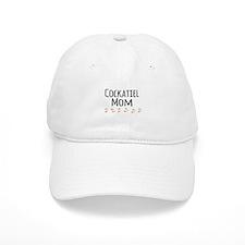 Cockatiel Mom Baseball Baseball Cap