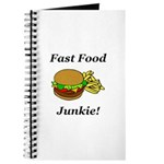 Fast Food Junkie Journal