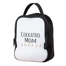 Cockatoo Mom Neoprene Lunch Bag