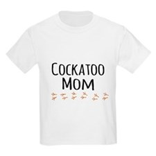 Cockatoo Mom T-Shirt