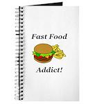 Fast Food Addict Journal