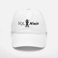 SQL Ninja Baseball Baseball Cap
