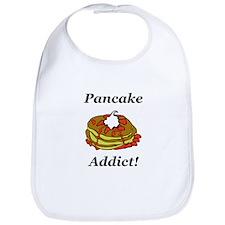 Pancake Addict Bib