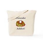 Pancake Addict Tote Bag