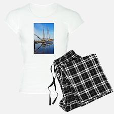 Tall Ship Larinda Pajamas
