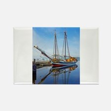 Tall Ship Larinda Magnets