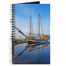 Tall Ship Larinda Journal