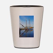 Tall Ship Larinda Shot Glass