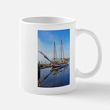 Tall Ship Larinda Mugs
