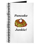 Pancake Junkie Journal