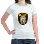 Memphis Motor Police Jr. Ringer T-Shirt