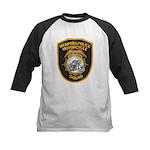 Memphis Motor Police Kids Baseball Jersey
