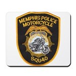 Memphis Motor Police Mousepad