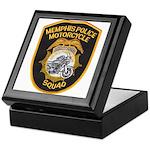 Memphis Motor Police Keepsake Box