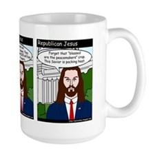 Republican Jesus Mugs