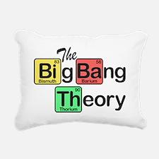 Big Bang Theory Rectangular Canvas Pillow