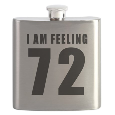 I am feeling 72 Flask