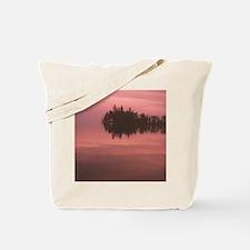 Moosehead Lake at dawn Tote Bag