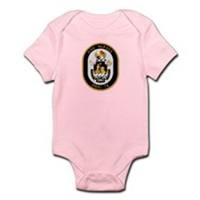 USS McFaul (DDG-74) Infant Bodysuit