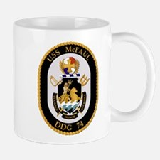 USS McFaul (DDG-74) Mug