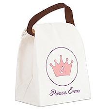 Princess Emma Canvas Lunch Bag