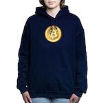 Bitcoin Hooded Sweatshirt