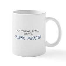 CoH Not Tonight Dear Mug