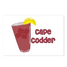 Cape Codder Postcards (Package of 8)