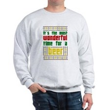 Beer Time! Sweatshirt