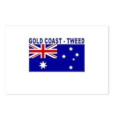 Gold Coast - Tweed, Australia Postcards (Package o