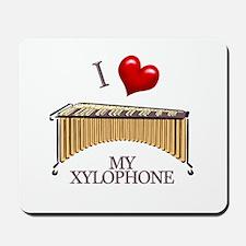 I Love My XYLOPHONE Mousepad