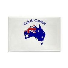 Gold Coast, Australia Rectangle Magnet (100 pack)