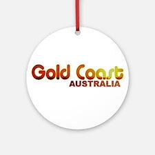 Gold Coast, Australia Ornament (Round)