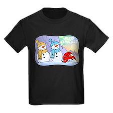 Star Trek Snowmen T-Shirt