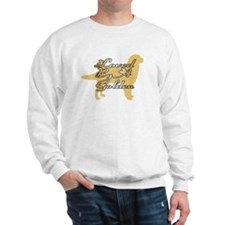 Loved By A Golden Sweatshirt