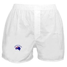 Great Barrier Reef, Australia Boxer Shorts