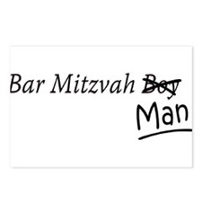 Funny Bar-Mitzvah B... Postcards (Package of 8)