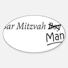 Funny Bar-Mitzvah B... Decal
