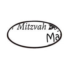 Funny Bar-Mitzvah B... Patches