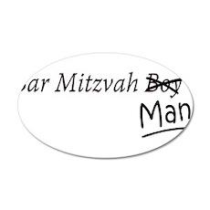 Funny Bar-Mitzvah B... Wall Decal