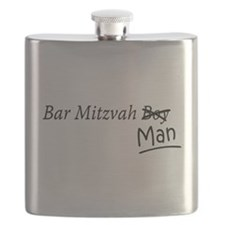 Funny Bar-Mitzvah B... Flask