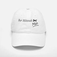 Funny Bar-Mitzvah B... Baseball Baseball Baseball Cap