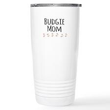 Budgie Mom Travel Mug