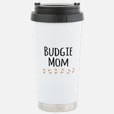 Budgie Mom Travel Mug