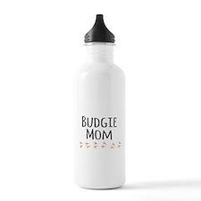 Budgie Mom Water Bottle