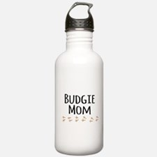 Budgie Mom Water Bottle